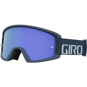 Giro Tazz MTB Maschera, portaro grey/cobalt/clear